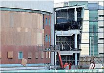 J3474 : The Waterfront Hall, Belfast - November 2014(1) by Albert Bridge