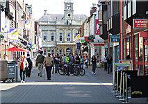 SK5319 : Market Street by Thomas Nugent