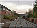 SK5635 : Looking north from Ruddington Lane by Alan Murray-Rust