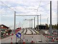 SK5538 : Lenton tramway bridge by Alan Murray-Rust
