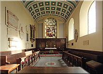 TQ3379 : St Mary Magdalen, Bermondsey - Chancel by John Salmon
