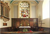 TQ3379 : St Mary Magdalen, Bermondsey - Sanctuary by John Salmon