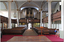 TQ3379 : St Mary Magdalen, Bermondsey - West end by John Salmon