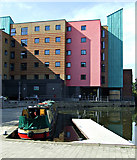 SK5319 : Loughborough canal basin by Thomas Nugent
