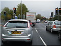 SJ9223 : A34 at junction with St Georges Parkway by Colin Pyle