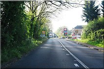 TQ1928 : A281, entering Mannings Heath by N Chadwick