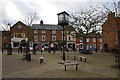 SK7054 : Market Square, Southwell by Ian Taylor