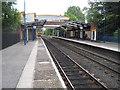NZ2668 : Longbenton Metro station, Tyne & Wear by Nigel Thompson