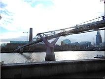 TQ3280 : Millennium Bridge, London by Bill Henderson