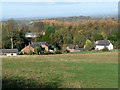 NY4754 : View of Great Corby by Oliver Dixon