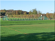 NY4756 : Down-a-gate playing fields by Oliver Dixon