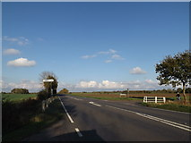 TM1888 : A140 Ipswich Road, Colegate by Geographer