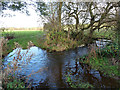 NY5251 : Cairn Beck at Hallfield by Oliver Dixon