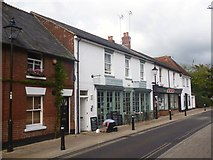 SU3521 : Latimer Street, Romsey by David960