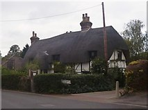 SU3521 : Thatched Cottage, Romsey by David960