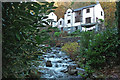 NY2225 : Comb Beck, Thornthwaite by michael ely