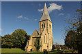 SK9162 : Aubourn Clock Tower by Richard Croft