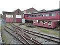 SK4151 : Golden Valley Light Railway, Swanwick Junction by Christine Johnstone