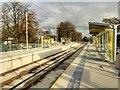 SJ8292 : Barlow Moor Road Metrolink Stop, Manchester Airport Line by David Dixon
