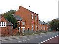 SU8660 : Camberley TA centre, London Road by Alan Hunt