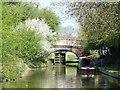 SP4747 : Broadmoor Bridge and Lock, Oxford Canal by Tim Glover
