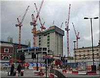TQ2879 : Development, Victoria Street (2) by Stephen Richards