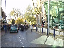 SO9596 : Bilston Salute by Gordon Griffiths