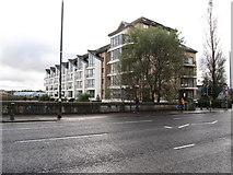 J3473 : St George's Harbour Apartments by Eric Jones