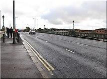 J3473 : View east across the Albert Bridge by Eric Jones
