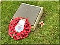 SJ8398 : Korean War Memorial, St Peter's Square by David Dixon