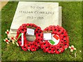 SJ8398 : To Our Italian Comrades by David Dixon