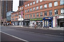 TQ3179 : Evans Cycles - Waterloo Road by Given Up