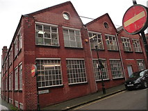 SP0687 : Factory building, Jewellery Quarter by Richard Greenwood