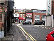 J3574 : The junction of Hornby Road and Newtownards Road by Eric Jones