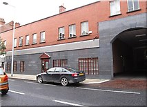J3674 : James Bown and Sons, Funeral Directors, Newtownards Road by Eric Jones