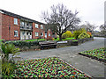 NY1130 : Manor Court, Wakefield Road by Rose and Trev Clough