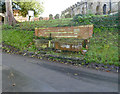 SK7792 : Horse trough on Gringley Road, Walkeringham by Alan Murray-Rust