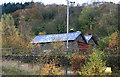 SJ3702 : Snailbeach Mine by Chris Allen