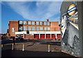 SK5319 : Ashby Square, Loughborough, Leics by David Hallam-Jones