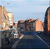 SK5319 : Baxtergate, Loughborough, Leics by David Hallam-Jones