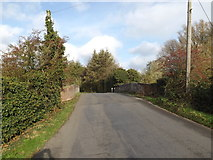TM1678 : Billingford Bridge on Low Road by Adrian Cable