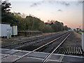 SK6779 : The site of Rushey Siding by Alan Murray-Rust