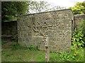 ST9422 : Stone shed, Berwick St John by Derek Harper