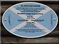 NT1397 : History of the Blairadam Range by M J Richardson