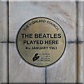 NH5458 : The Beatles Played Here, Dingwall by Craig Wallace