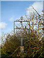 TM2179 : Brockdish Village sign by Geographer