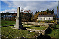 NY8986 : The War Memorial at West Woodburn on the A68 by Ian S