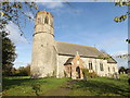 TM1878 : All Saints Church, Thorpe Abbotts by Adrian Cable