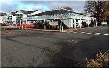 ST3091 : South side of St Joseph's Hospital, Malpas, Newport by Jaggery