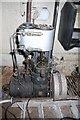SU6303 : SS Stalker - steam driven air compressor by Chris Allen